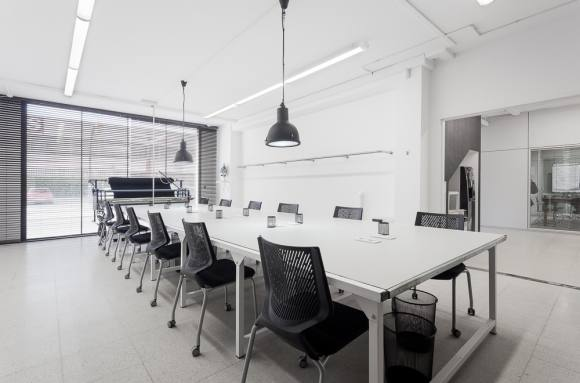 Coworking Girona (Provincia) El Centre-Eix de negoci